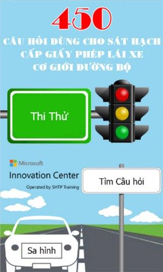 LuatGiaoThong for Windows Phone