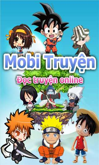 Mobi Truyện for Windows Phone
