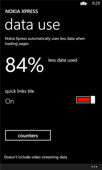 Nokia Xpress for Windows Phone
