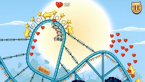 Nutty Fluffies Rollercoaster for Android