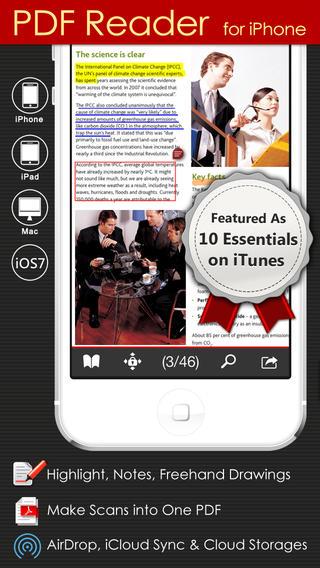 PDF Reader Lite for iOS