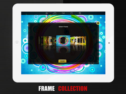 Photo Frame for iPad