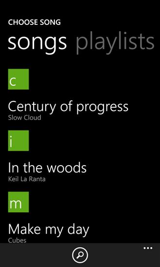 Trình tạo nhạc chuông for Windows Phone