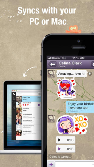 download Viber cho iPhone