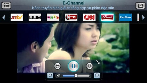 Xem TV HD for iOS