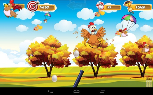 download ban ga cho Android