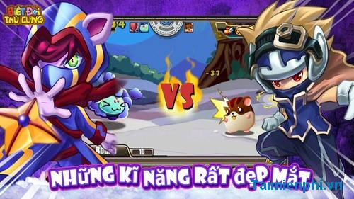 Tai game Biet Doi Thu Cung mien phi cho android
