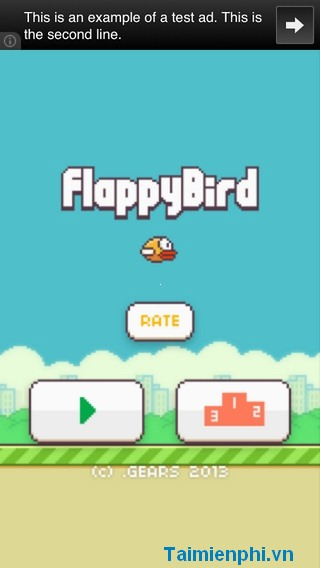 tai Flappy Bird cho Android