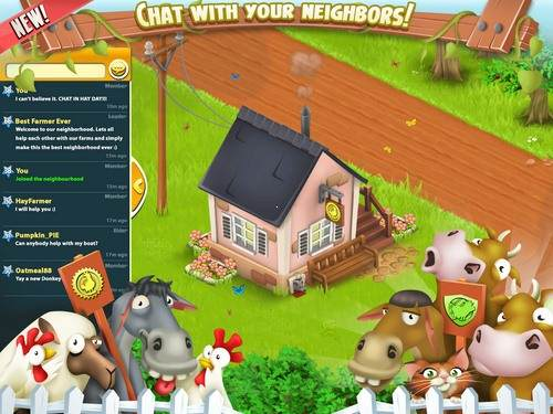 download Hay Day cho Android