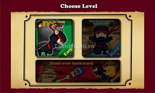 Ninja Dash - Game ninja nhảy trên Android