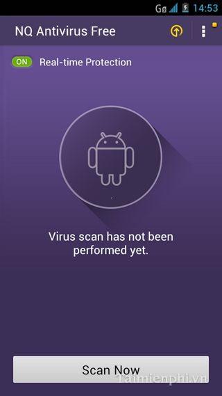 Antivirus Free cho Android