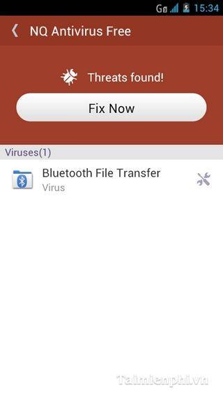 tai Antivirus Free cho Android