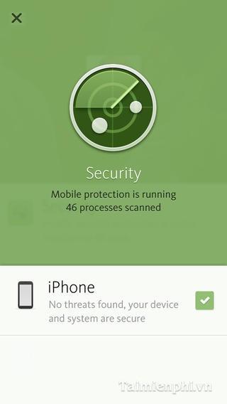 tai Avira cho iPhone
