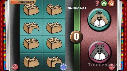 Một số hình ảnh khác trong Hai chú Gấu tham ăn for iOS