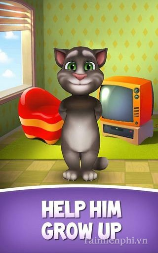 download My Talking Tom cho Android