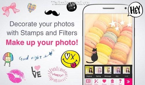Snapeee  - Chỉnh sửa hình ảnh cho Android