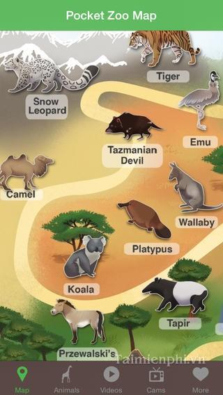 Pocket Zoo cho iOS