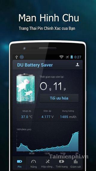 tai DU Battery Saver