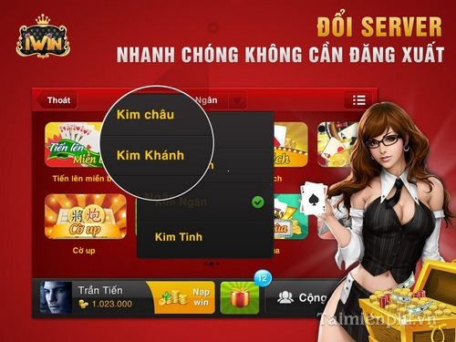 download iWin cho Android