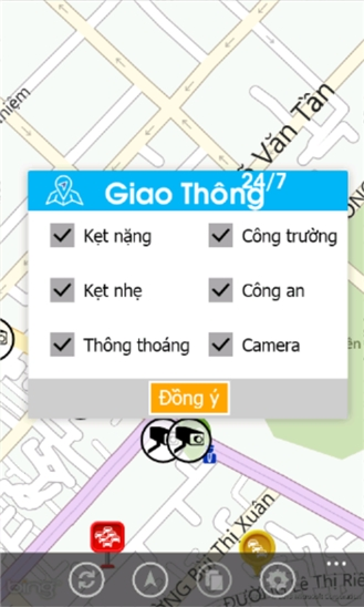 GiaoThong247 for Windows Phone