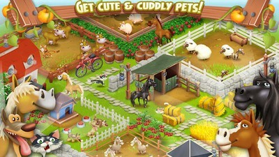 download Hay Day cho iPhone