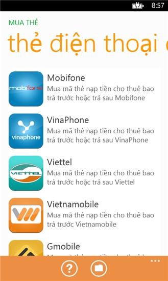 M Plus for Windows Phone