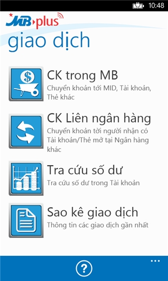 MB.Plus for Windows Phone