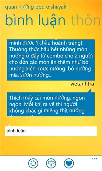 Trang vàng HCM HN for Windows Phone