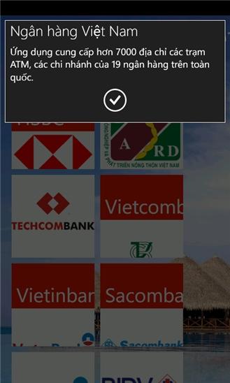 Vietnam Banks for Windows Phone