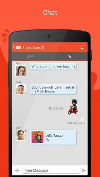 tai Tango cho Android