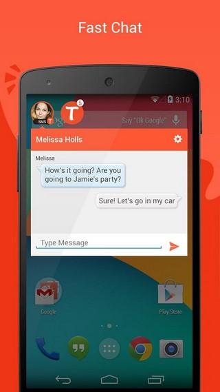 Tango cho Android mien phi