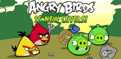 download Angry Birds cho Android