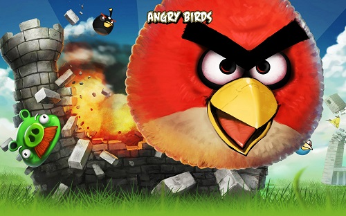 tải Angry Birds cho Android