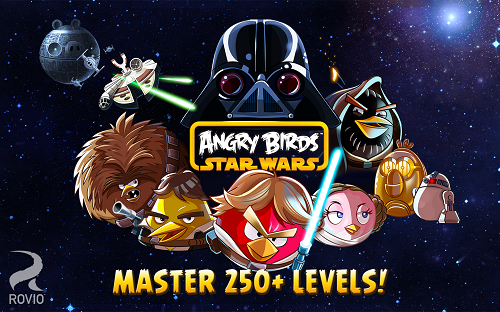 Angry Birds Star Wars for Android