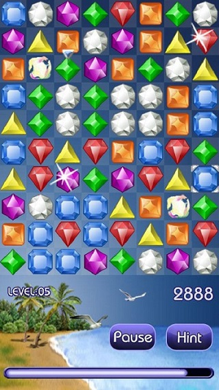DroidHen Jewels For Android