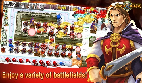 Empire Defense II for Android