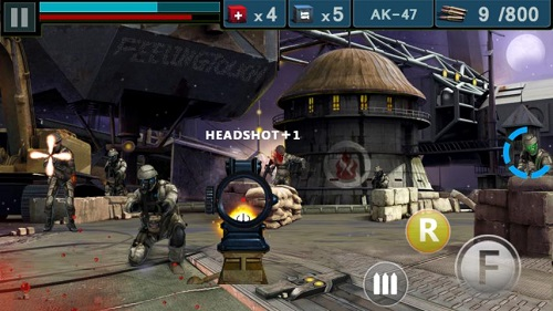 Gun Blood for Android