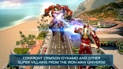 game Iron Man 3 cho Android