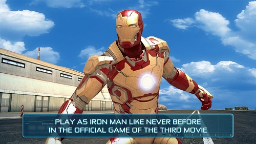 Iron Man 3 cho Android