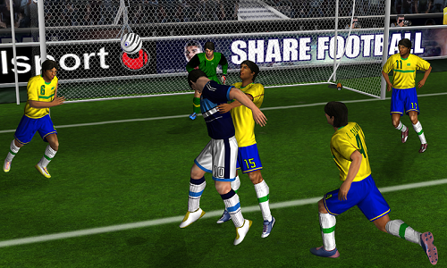 Real Football 2012 for Android