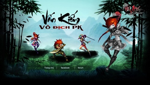 Vấn Kiếm Online full HD for Android