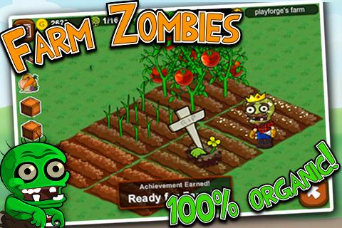 Hình ảnh zombie farm for android 1 in Tải Game Zombie Farm Hack tiền cho Java