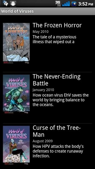 A Comic Viewer for Android