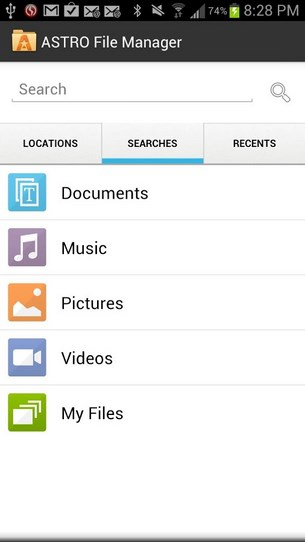 ASTRO File Manager for Android
