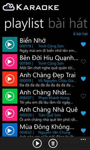 Cloud Karaoke Soncamedia for Android