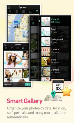 Cymera for Android
