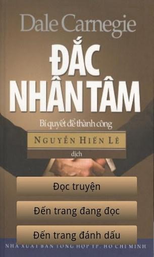 Dac nhan tam cho Android
