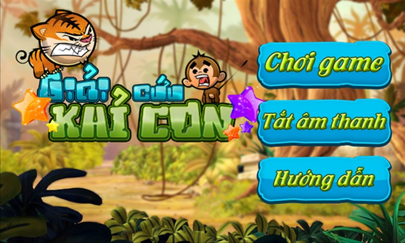 Giải cứu khỉ con for Windows Phone