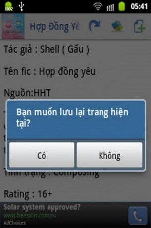 Hợp đồng yêu for Android
