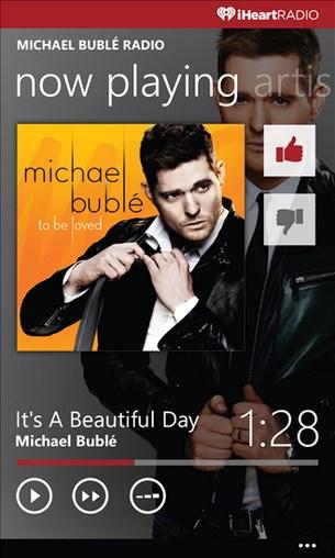 iHeartRadio for Windows Phone